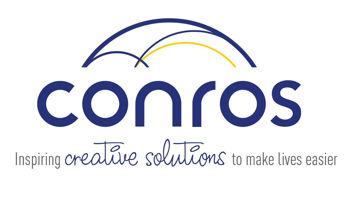 Conros Inspiring creative solutions to make lives easier